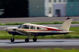 Zakiyamaさんが、熊本空港で撮影した日本個人所有 PA-28-181 Archer IIの航空フォト(飛行機 写真・画像)