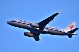 we love kixさんが、関西国際空港で撮影した中国国際航空 A320-232の航空フォト(飛行機 写真・画像)