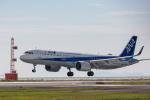 A R Iさんが、大分空港で撮影した全日空 A321-272Nの航空フォト(飛行機 写真・画像)
