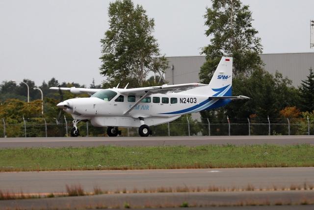 北の熊さんが、新千歳空港で撮影したTVPX AIRCRAFT SOLUTIONS INCの航空フォト(飛行機 写真・画像)