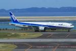 キイロイトリさんが、那覇空港で撮影した全日空 777-381の航空フォト(飛行機 写真・画像)