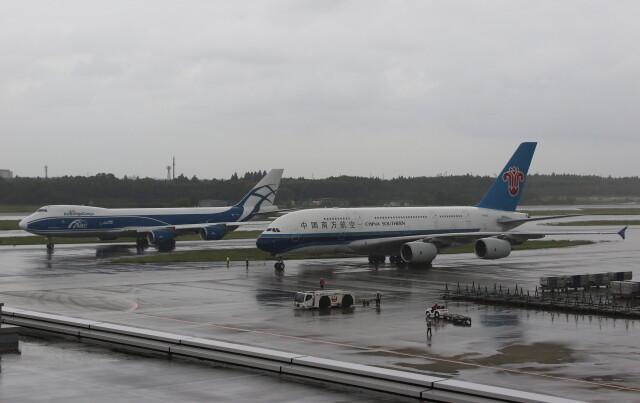 VIPERさんが、成田国際空港で撮影した中国南方航空 A380-841の航空フォト(飛行機 写真・画像)