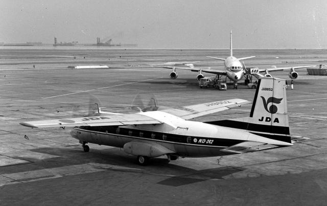 Y.Todaさんが、羽田空港で撮影した日本国内航空 N262A-14の航空フォト(飛行機 写真・画像)