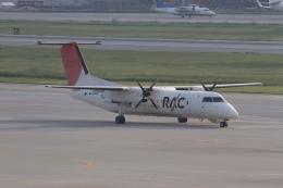 344さんが、那覇空港で撮影した琉球エアーコミューター DHC-8-314 Dash 8の航空フォト(飛行機 写真・画像)