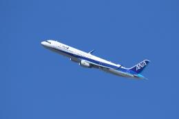kaz787さんが、伊丹空港で撮影した全日空 A321-211の航空フォト(飛行機 写真・画像)