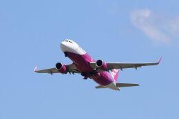 mocohide☆さんが、福岡空港で撮影したピーチ A320-214の航空フォト(飛行機 写真・画像)
