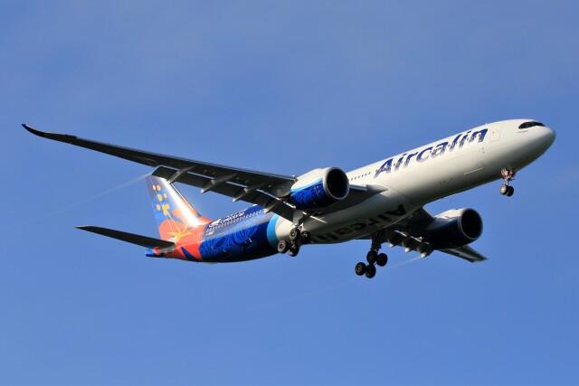 walker2000さんが、成田国際空港で撮影したエアカラン A330-941の航空フォト(飛行機 写真・画像)