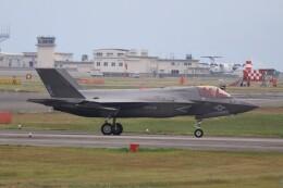 hanatomo735さんが、岩国空港で撮影したロッキード・マーティン F-35B Lightning IIの航空フォト(飛行機 写真・画像)