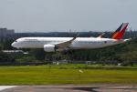 mojioさんが、成田国際空港で撮影したフィリピン航空 A350-941の航空フォト(飛行機 写真・画像)