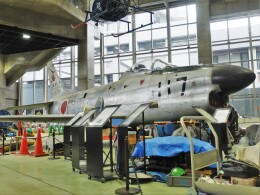 Smyth Newmanさんが、東京都立産業技術高等専門学校 荒川キャンパスで撮影した航空自衛隊 F-86D-31の航空フォト(飛行機 写真・画像)