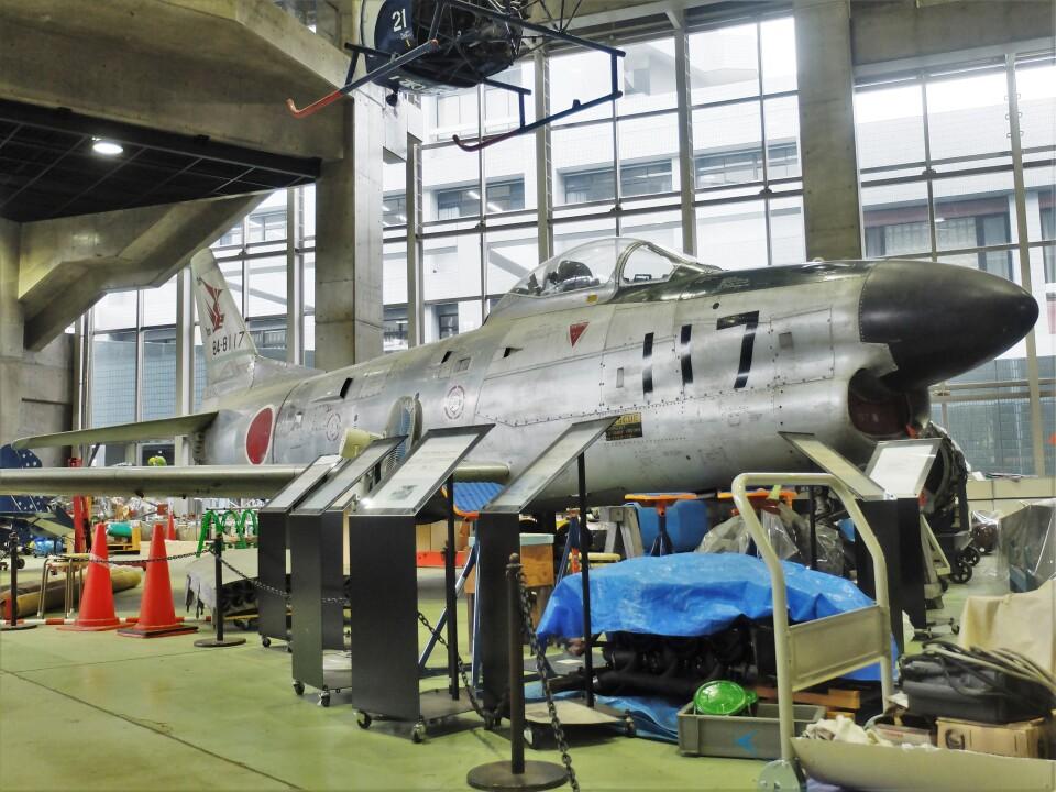 Smyth Newmanさんの航空自衛隊 North American F-86 Sabre (84-8117) 航空フォト