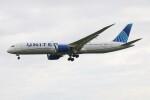 青春の1ページさんが、成田国際空港で撮影したユナイテッド航空 787-9の航空フォト(飛行機 写真・画像)
