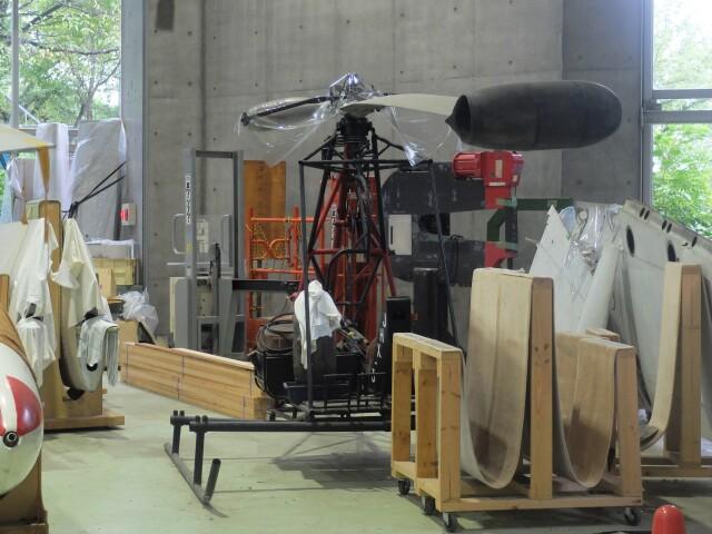 Smyth Newmanさんが、東京都立産業技術高等専門学校 荒川キャンパスで撮影した自由航空研究所の航空フォト(飛行機 写真・画像)