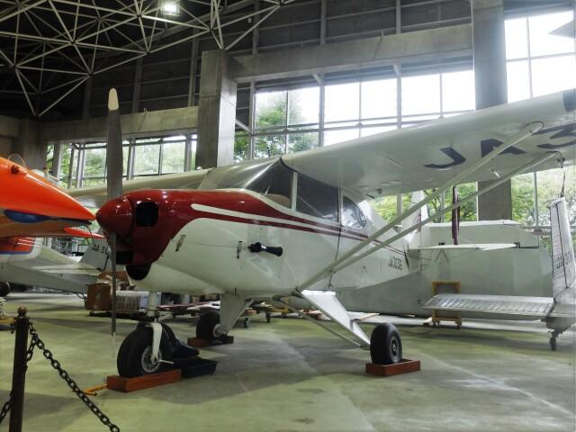 Smyth Newmanさんが、東京都立産業技術高等専門学校 荒川キャンパスで撮影した日本ヘリコプター輸送 PA-20 Pacerの航空フォト(飛行機 写真・画像)
