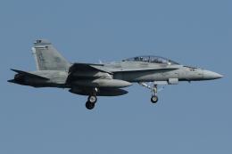 JJ✈さんが、岩国空港で撮影したアメリカ海兵隊 F/A-18D Hornetの航空フォト(飛行機 写真・画像)