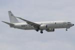 キイロイトリさんが、普天間飛行場で撮影したアメリカ海軍 P-8A (737-8FV)の航空フォト(飛行機 写真・画像)