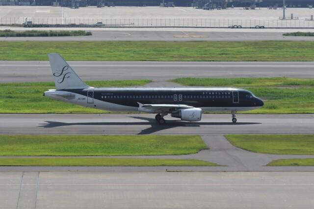 羽田空港 - Tokyo International Airport [HND/RJTT]で撮影された羽田空港 - Tokyo International Airport [HND/RJTT]の航空機写真(フォト・画像)