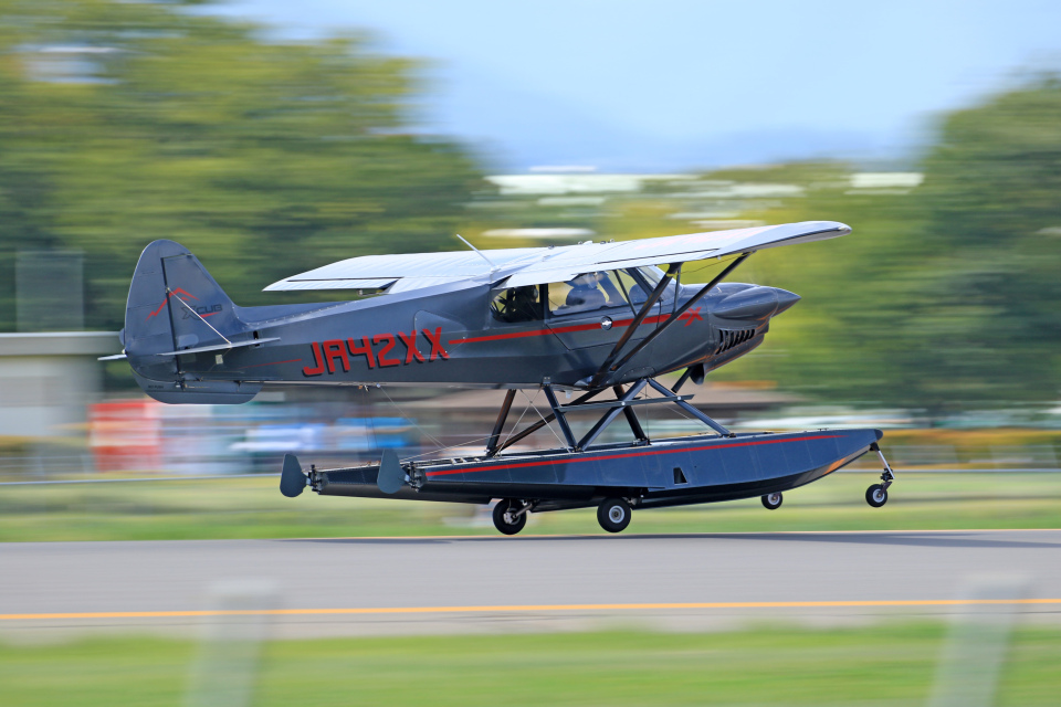 Nao0407さんのニセコ・アビエーション Cub Crafters CC19-180 XCub (JA42XX) 航空フォト
