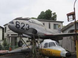 ランチパッドさんが、浜松基地で撮影した航空自衛隊 T-33Aの航空フォト(飛行機 写真・画像)