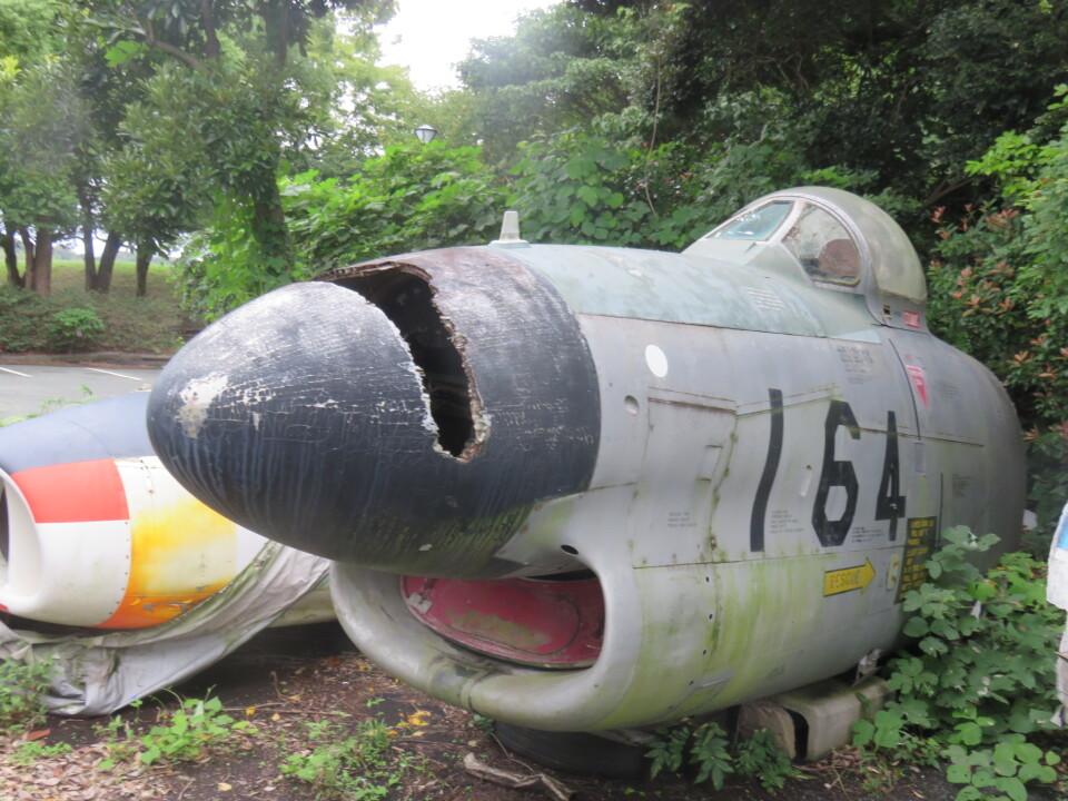 ランチパッドさんの航空自衛隊 North American F-86 Sabre (04-8164) 航空フォト