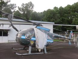 ランチパッドさんが、浜松基地で撮影した陸上自衛隊 OH-6Dの航空フォト(飛行機 写真・画像)