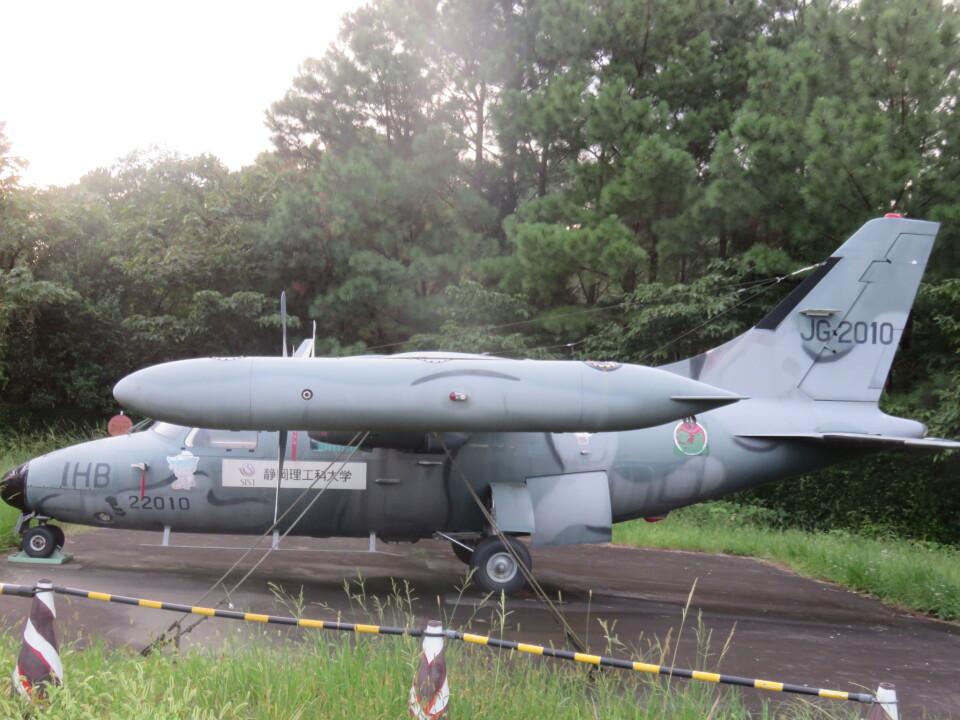 ランチパッドさんの陸上自衛隊 Mitsubishi MU-2 (22010) 航空フォト