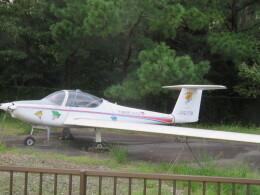 ランチパッドさんが、浜松基地で撮影した日本法人所有 Taifun 17Eの航空フォト(飛行機 写真・画像)