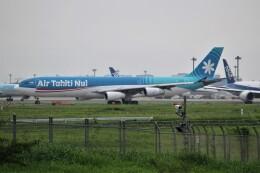 OMAさんが、成田国際空港で撮影したエア・タヒチ・ヌイ A340-313Xの航空フォト(飛行機 写真・画像)