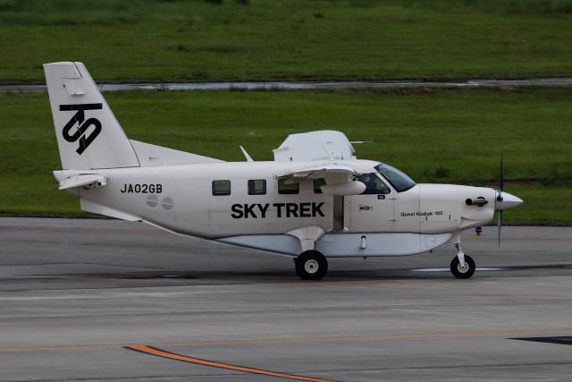 A.Tさんが、神戸空港で撮影したスカイトレック Kodiak 100の航空フォト(飛行機 写真・画像)
