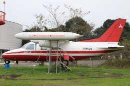 Hiro-hiroさんが、成田国際空港で撮影した三菱重工業 MU-2Bの航空フォト(飛行機 写真・画像)