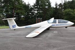 とびたさんが、飛騨エアパークで撮影したウェイブソアリング飛騨 G103A Twin II Acroの航空フォト(飛行機 写真・画像)