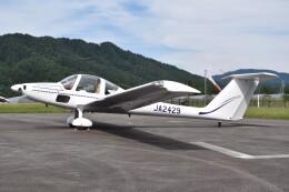 とびたさんが、飛騨エアパークで撮影した日本個人所有 G109Bの航空フォト(飛行機 写真・画像)