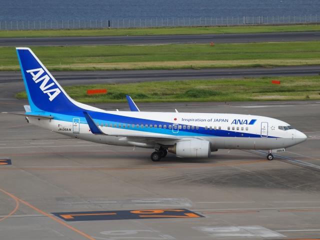 FT51ANさんが、羽田空港で撮影した全日空 737-781の航空フォト(飛行機 写真・画像)