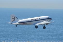 ITM58さんが、神戸空港で撮影したスーパーコンステレーション飛行協会 DC-3Aの航空フォト(飛行機 写真・画像)
