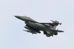 szkkjさんが、横田基地で撮影したアメリカ空軍 F-16CM-40-CF Fighting Falconの航空フォト(飛行機 写真・画像)
