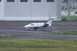 kumagorouさんが、仙台空港で撮影した岡山航空 510 Citation Mustangの航空フォト(飛行機 写真・画像)
