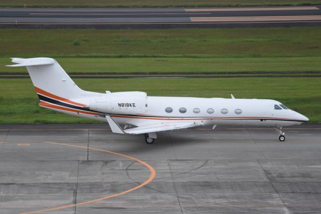kumagorouさんが、仙台空港で撮影したメトロジェット G350/G450の航空フォト(飛行機 写真・画像)