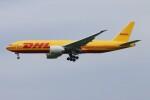 青春の1ページさんが、成田国際空港で撮影したエアロ・ロジック 777-200の航空フォト(飛行機 写真・画像)
