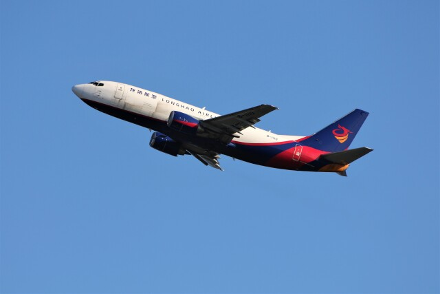 PW4090さんが、関西国際空港で撮影した広東龍浩航空 737-34S(BDSF)の航空フォト(飛行機 写真・画像)