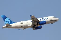 キャスバルさんが、フェニックス・スカイハーバー国際空港で撮影したユナイテッド航空 A319-132の航空フォト(飛行機 写真・画像)