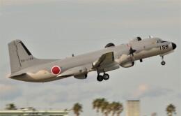 海山さんが、新田原基地で撮影した航空自衛隊 YS-11A-402EBの航空フォト(飛行機 写真・画像)
