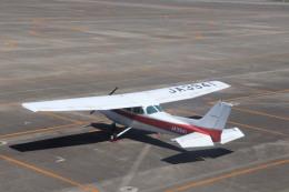 flyflygoさんが、名古屋飛行場で撮影した富士航空 172P Skyhawkの航空フォト(飛行機 写真・画像)
