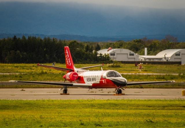 Cygnus00さんが、新千歳空港で撮影したDELAWERE TRUST CO TRUSTEE 560 Citation Encoreの航空フォト(飛行機 写真・画像)