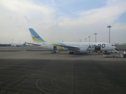 ヒロリンさんが、羽田空港で撮影したAIR DO 767-381/ERの航空フォト(飛行機 写真・画像)
