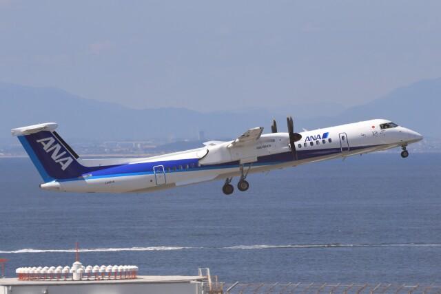 walker2000さんが、中部国際空港で撮影したANAウイングス DHC-8-402Q Dash 8の航空フォト(飛行機 写真・画像)