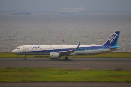 乙事さんが、羽田空港で撮影した全日空 A321-272Nの航空フォト(飛行機 写真・画像)