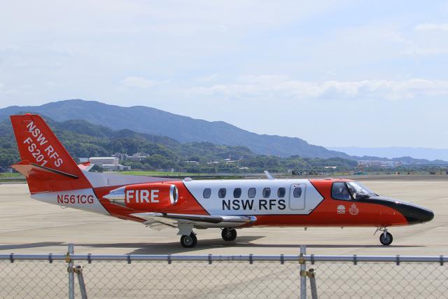 臨時特急7032Mさんが、福岡空港で撮影したDELAWARE TRUST CO TRUSTEEの航空フォト(飛行機 写真・画像)