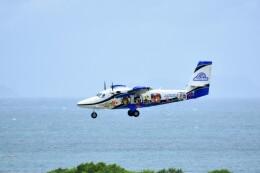 M.Tさんが、那覇空港で撮影した第一航空 DHC-6-400 Twin Otterの航空フォト(飛行機 写真・画像)