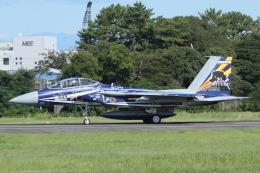マー君さんが、名古屋飛行場で撮影した航空自衛隊 F-15DJ Eagleの航空フォト(飛行機 写真・画像)
