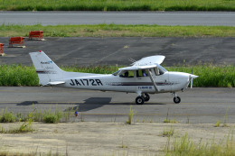 Gambardierさんが、岡南飛行場で撮影した九州航空 172R Skyhawkの航空フォト(飛行機 写真・画像)
